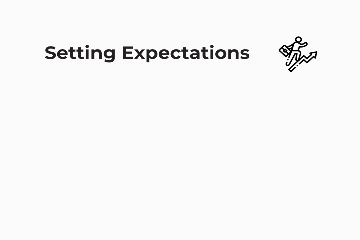 Remote worker canvas setting expectations