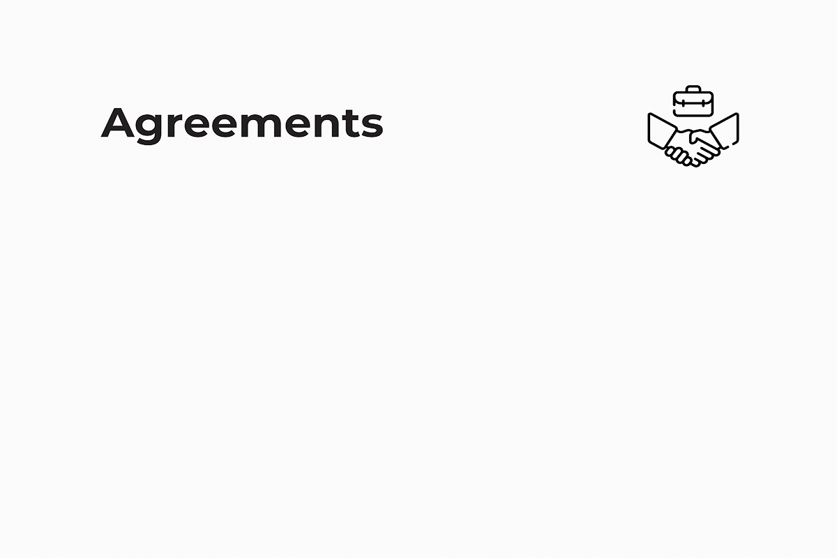 remote worker canvas agreements